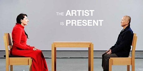 HERE I AM | Marina Abramovic: The Artist is Present (2012) tickets