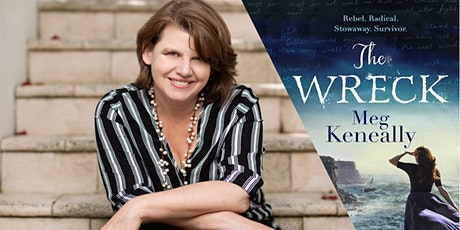 Meet The Author: Meg Keneally tickets