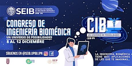 Congreso de Ingeniería Biomédica entradas