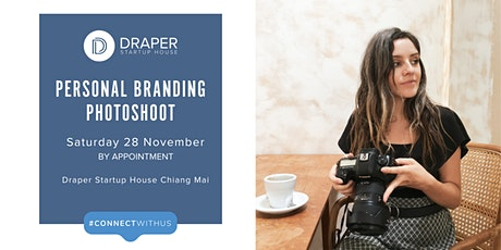 Personal Branding Photoshoot | Shot by Char tickets