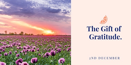 The Gift of Gratitude - Masterclass tickets