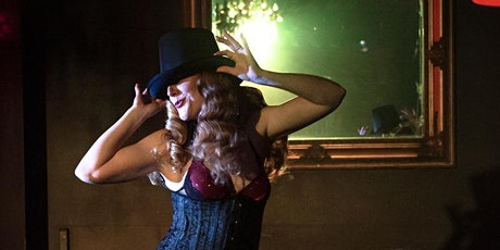 ADP workshops - Badass Burlesque tickets