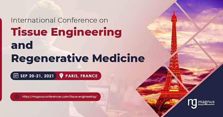 International Conference on Tissue Engineering and Regenerative Medicine image