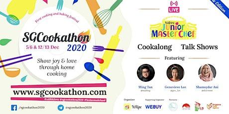 SG Cookathon 2020 tickets