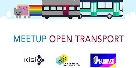 Meetup Open Transport billets
