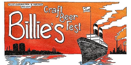 Billie's Craft Beer Fest 2021 tickets