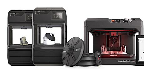 Makerbot 3D Printer Seminar tickets