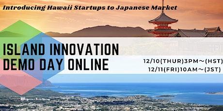 Island Innovation Demo Day Online tickets