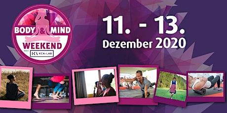 Body & Mind Weekend presented by KCA-LAB Tickets