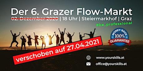 6. Grazer Flow-Markt Tickets