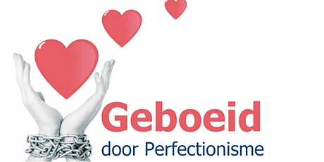 Geboeid door Perfectionisme® - Home editie - meerdaagse training tickets