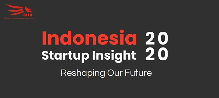 Indonesia Startup Insight 2020 (Exhibitor Opportunity) image