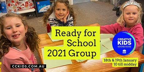 Ready for School 2021Group ✨ tickets