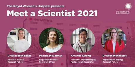 Meet a Scientist 2021 tickets