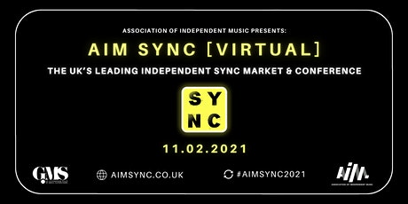 AIM Sync 2021 tickets