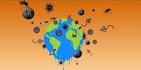 Changement climatique et diffusion des maladies infectieuses billets