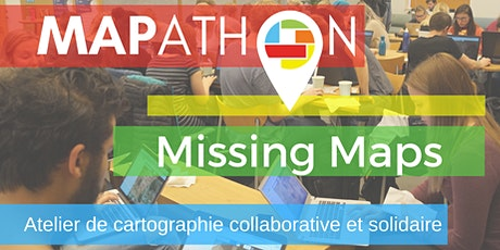 [EN LIGNE] Mapathons Missing Maps tickets