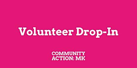 Volunteering Drop-In: Online