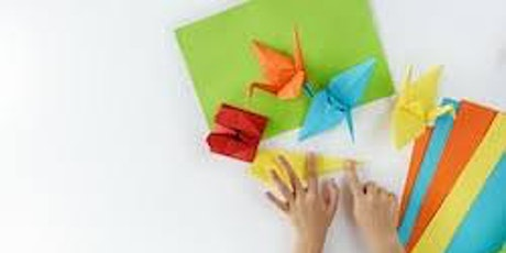 352 - Creativity for Wellbeing: Origami and 3D Paper Craft Workshop tickets