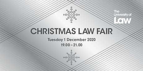 Christmas Law Fair tickets