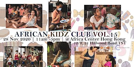 African Kidz Club Vol.15 tickets