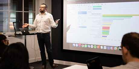 Virtual - Learn what the Data School learns December 2020 (Tableau) tickets