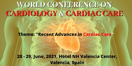 World Conference on Cardiology & Cardiac Care entradas