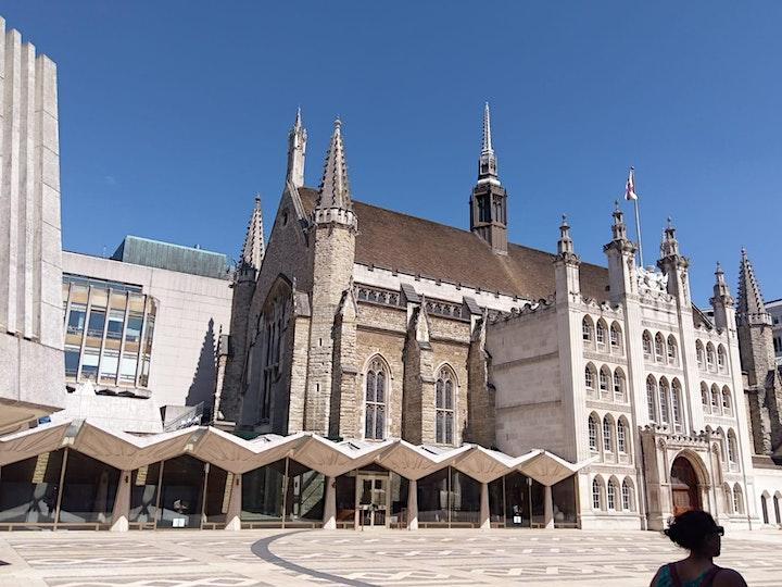 Shakespeare's London image