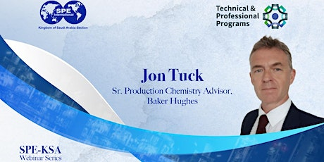 SPE-KSA Webinar Series: Life in the Subsurface with Jon Tuck tickets