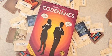 Online Spieleabend: Codenames