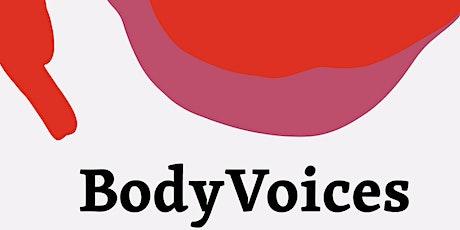 BodyVoices: Dialogue tickets