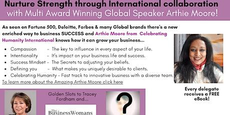 Business Growth! Nurture Strength through International collaboration tickets