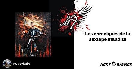 INS/MV - SSS : les chroniques de la sextape maudite - par Sylvain tickets