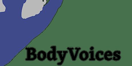 BodyVoices: Enactment tickets