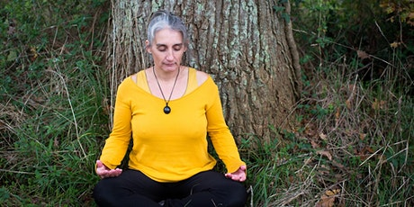 Méditation connection avec les éléments billets