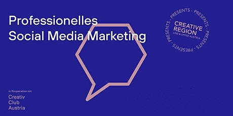 WORKSHOP: PROFESSIONELLES SOCIAL MEDIA MARKETING Tickets