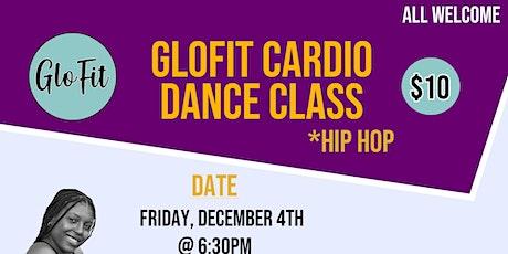GloFit Cardio Hip Hop Dance Class tickets