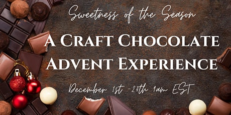 A Craft Chocolate Advent Experience tickets
