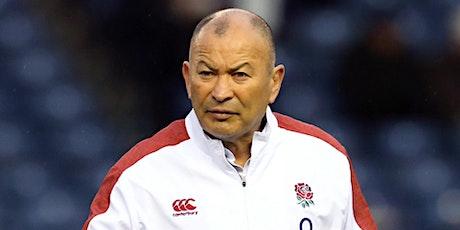 Eddie Jones – My Life and Rugby | In conversation with Matthew Stadlen