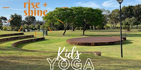 Rise + Shine Kids Yoga tickets