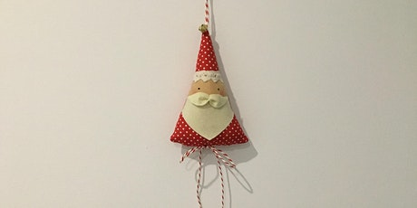 Sew with Nelly Bea Sew-Along: Sew a Santa tickets