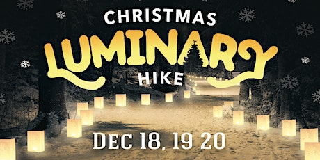 DaySpring's Luminary Hike & Live Nativity tickets