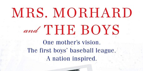IWBC Reads : Mrs. Morhard and the Boys tickets