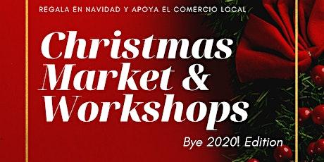 Christmas Market bye 2020 entradas