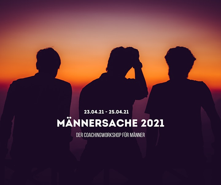 Männersache 2021: Der Männerworkshop: Bild