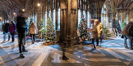 Christmas Trees at Worcester Cathedral tickets