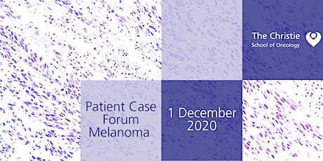 Patient Case Forum - Melanoma tickets
