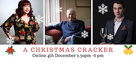 Online Christmas Cracker tickets