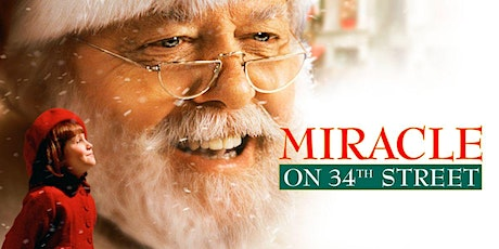 Drive in bioscoop - Miracle on 34th Street tickets