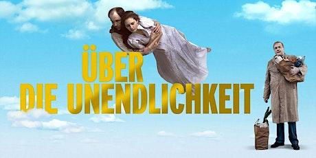 Der FILM am Dienstag: Über die Unendlichkeit Tickets